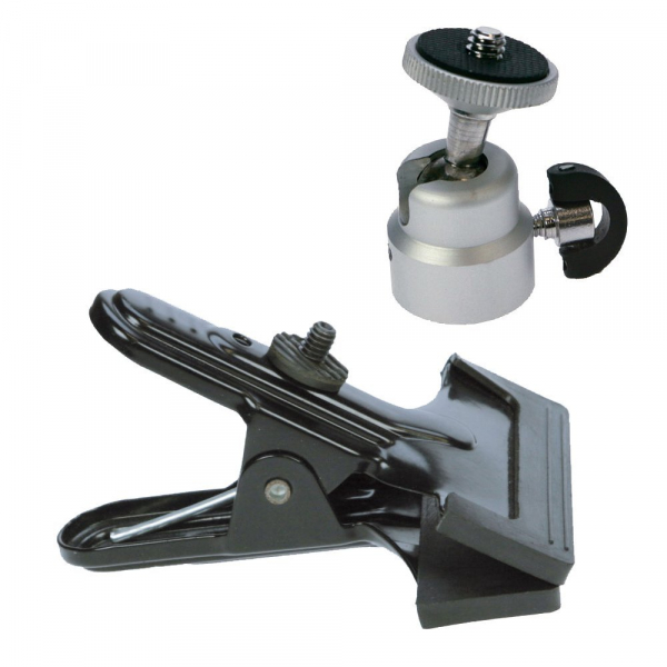 Dorr Table Clamp - clema cu cap pe bila 0