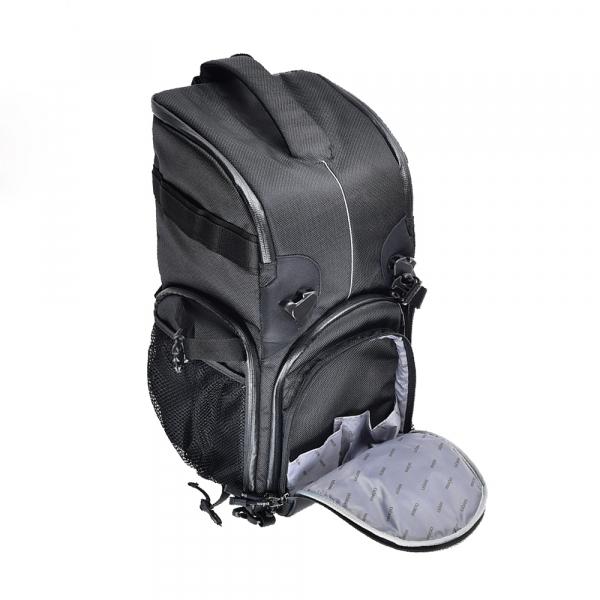 Dorr Yuma Backpack black - rucsac foto 4