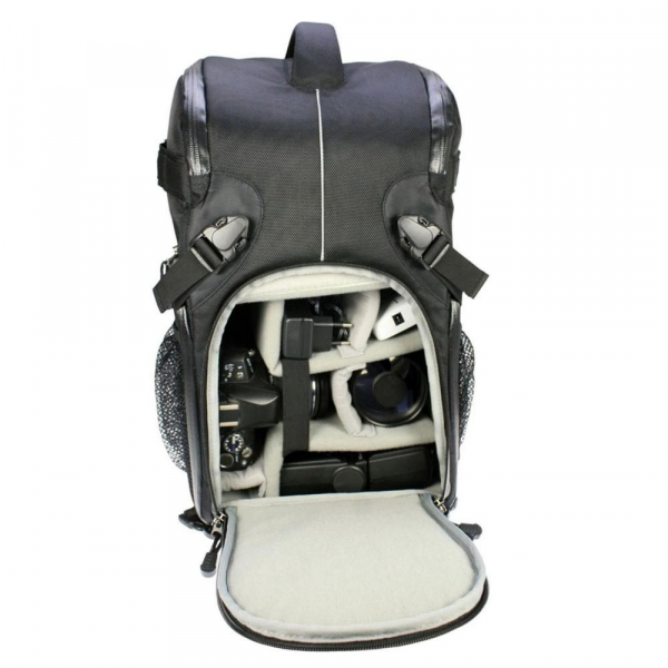 Dorr Yuma Backpack black - rucsac foto 1