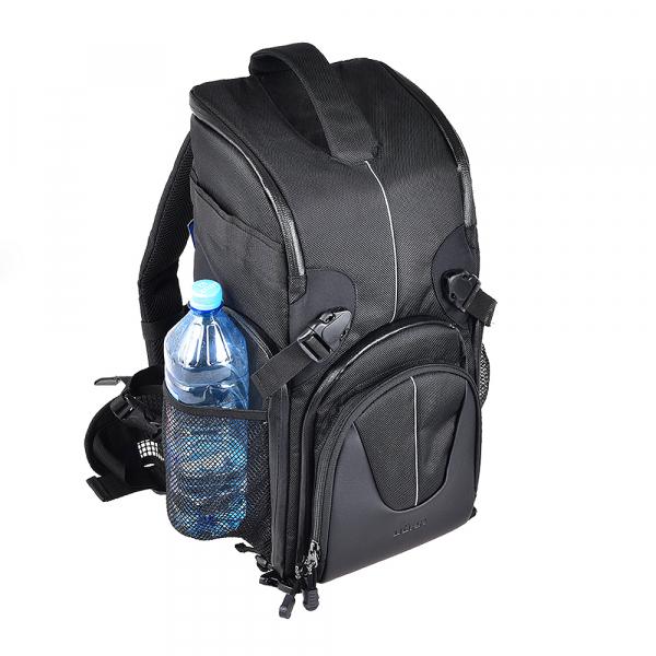 Dorr Yuma Backpack black - rucsac foto 2