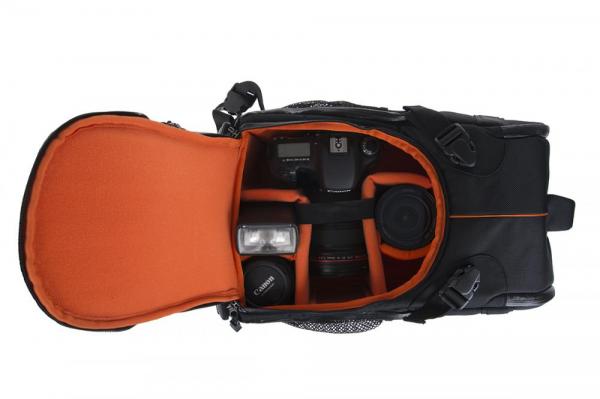 Dorr Yuma Double sling orange/black [4]