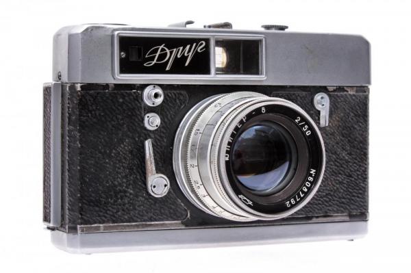 - Drug + Jupiter-8 50mm f/2 1