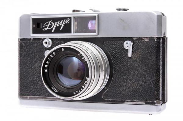 - Drug + Jupiter-8 50mm f/2 2