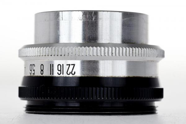 Dunar 75mm f/3.5 obiectiv pentru aparat de marit (S.H) 0