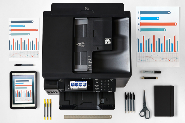 EPSON EcoTank L15150 - Imprimanta multifunctionala A3+ 5