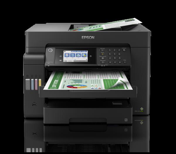 EPSON EcoTank L15150 - Imprimanta multifunctionala A3+ 0