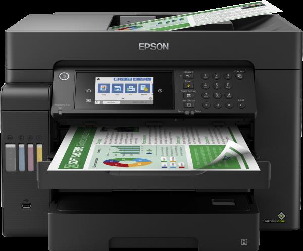 EPSON EcoTank L15150 - Imprimanta multifunctionala A3+ 2