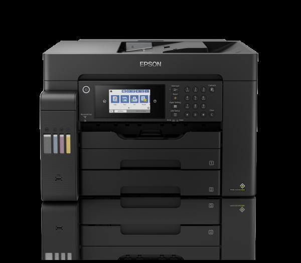 EPSON EcoTank L15150 - Imprimanta multifunctionala A3+ 1