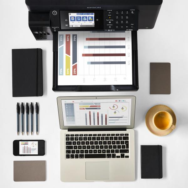 EPSON EcoTank L15150 - Imprimanta multifunctionala A3+ 4