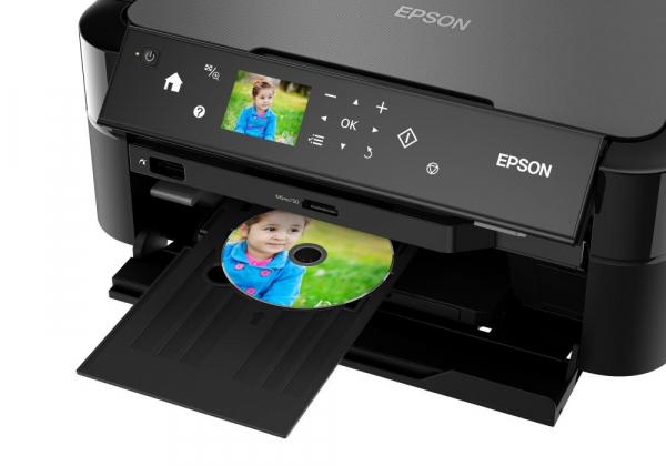 Epson L 810 A4 , imprimanta 3