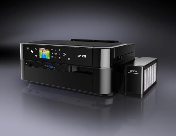 Epson L 810 A4 , imprimanta 2