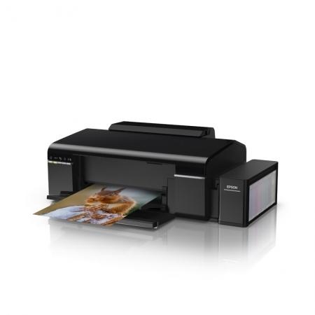 Epson L805 - imprimanta Wi-Fi inkjet A4 cu sistem de cerneala de mare capacitate 3