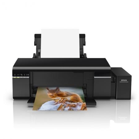 Epson L805 - imprimanta Wi-Fi inkjet A4 cu sistem de cerneala de mare capacitate 0
