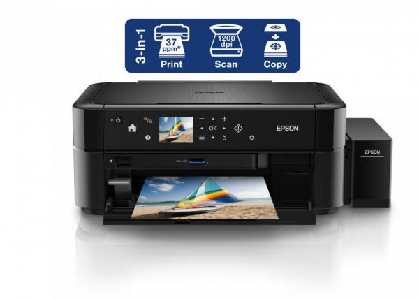 Epson L850 A4 - imprimanta multifunctionala 0