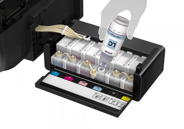 Epson L850 A4 - imprimanta multifunctionala 6