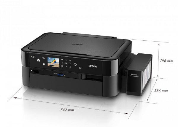 Epson L850 A4 - imprimanta multifunctionala 7