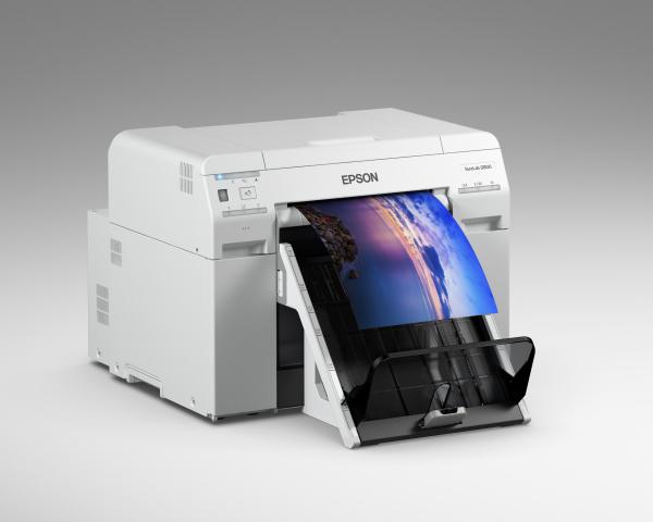 EPSON SURELAB SL‑D800 ML - Imprimantă foto comercială compactă [5]