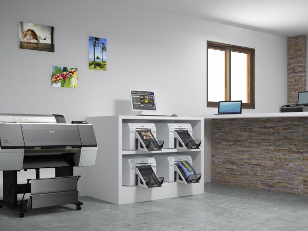 EPSON SURELAB SL‑D800 ML - Imprimantă foto comercială compactă [6]