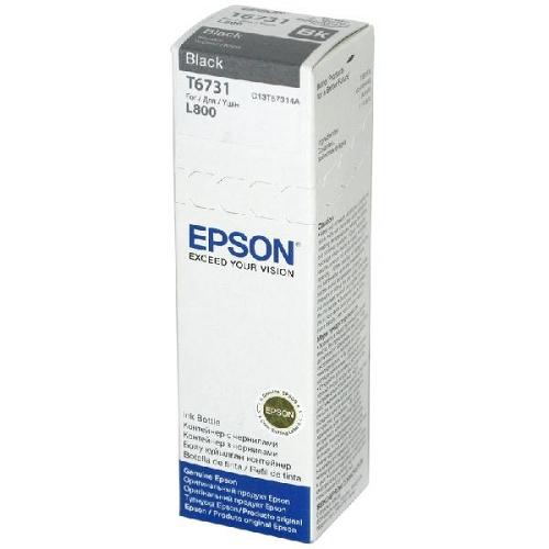 Epson T6731 - cerneala neagra pentru imprimanta Epson L800 [1]