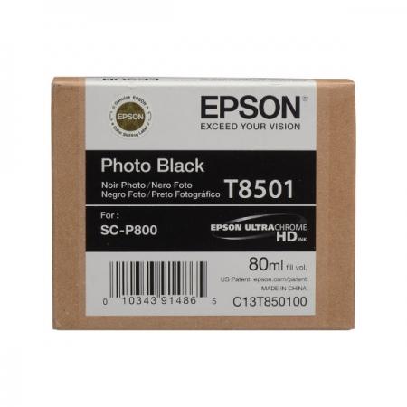 Epson T8501 - Cartus Photo Black pentru SC-P800 [0]