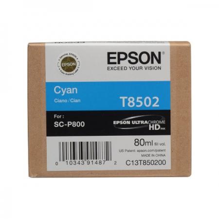 Epson T8502 - Cartus Cyan pentru SC-P800 0