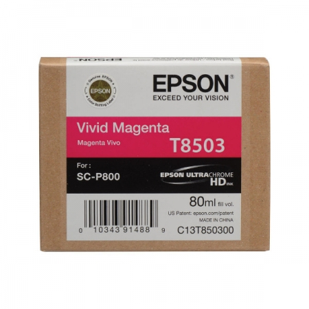Epson T8503 - Cartus Magenta pentru SC-P800 [0]