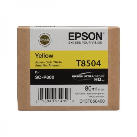 Epson T8504 - Cartus Yellow pentru SC-P800 [0]
