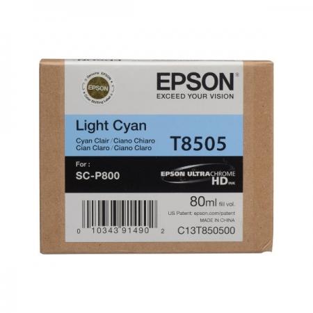 Epson T8505 - Cartus Light Cyan pentru SC-P800 [0]