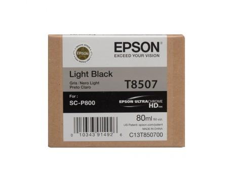Epson T8507 - Cartus Light Black pentru SC-P800 0