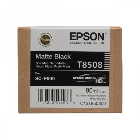 Epson T8508 - Cartus Matte Black pentru SC-P800 [0]