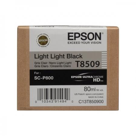 Epson T8509 - Cartus Light Light Black pentru SC-P800 0