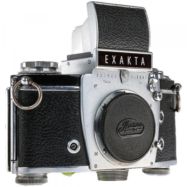 Exakta Varex IIa Model 1961- body 3