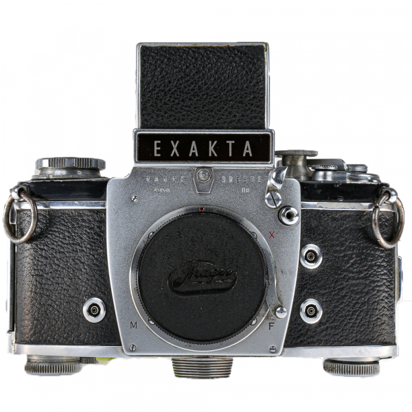 Exakta Varex IIa Model 1961- body 2