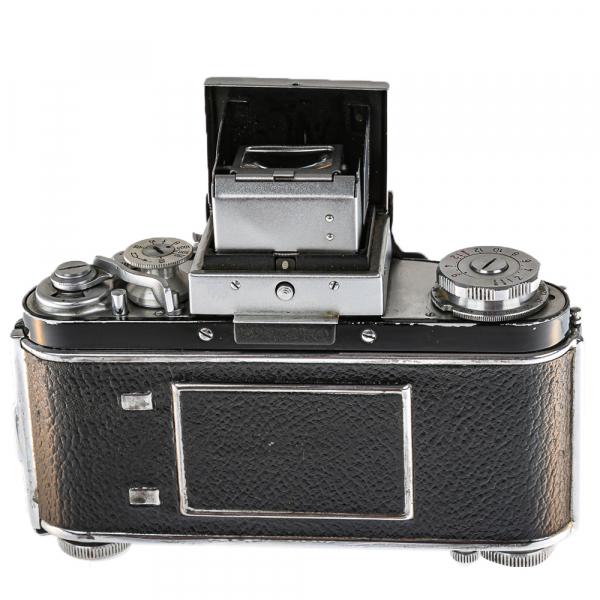 Exakta Varex IIa Model 1961+ Carl Zeiss Tessar 50mm f/2.8 7