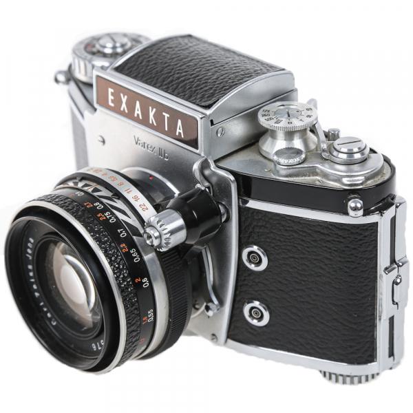 Exakta Varex IIb, Pancolar 2/50mm [5]
