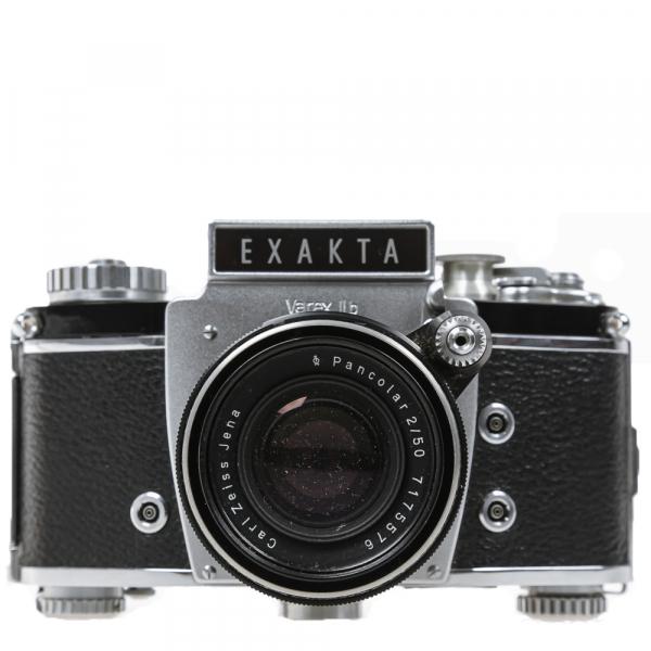 Exakta Varex IIb, Pancolar 2/50mm [2]