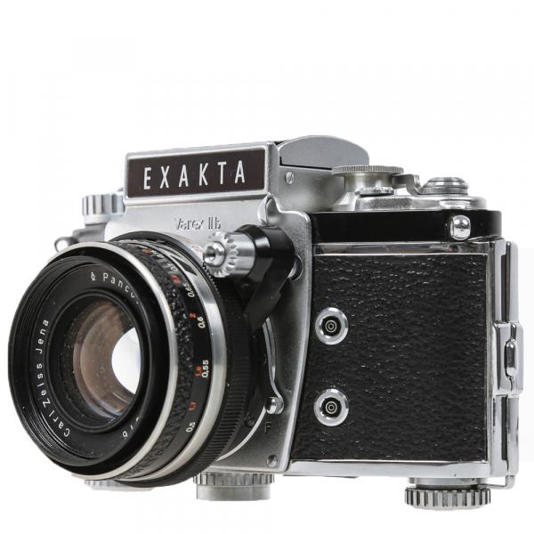 Exakta Varex IIb, Pancolar 2/50mm [0]