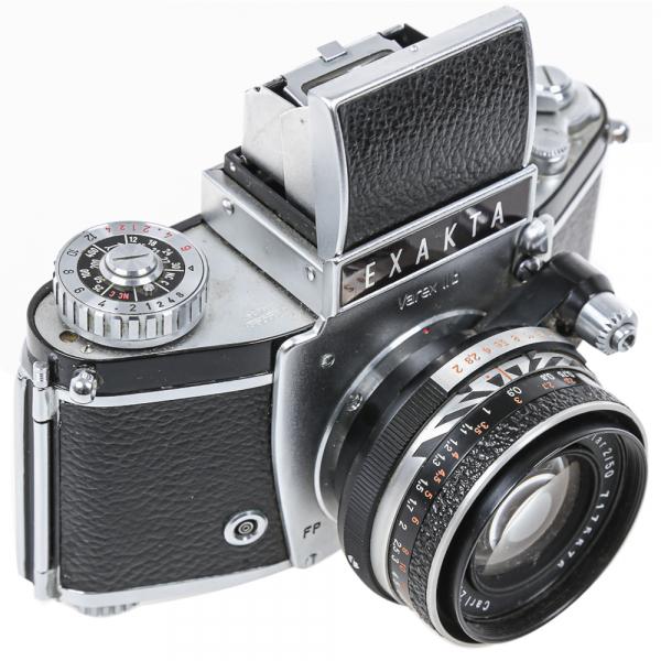 Exakta Varex IIb, Pancolar 2/50mm [7]