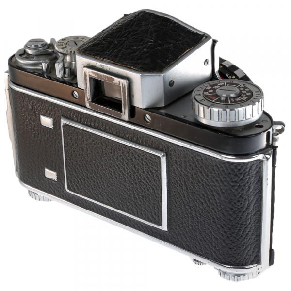 Exakta Varex IIb,Travegon 3,5/35mm 6