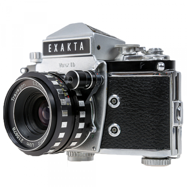 Exakta Varex IIb,Travegon 3,5/35mm 0