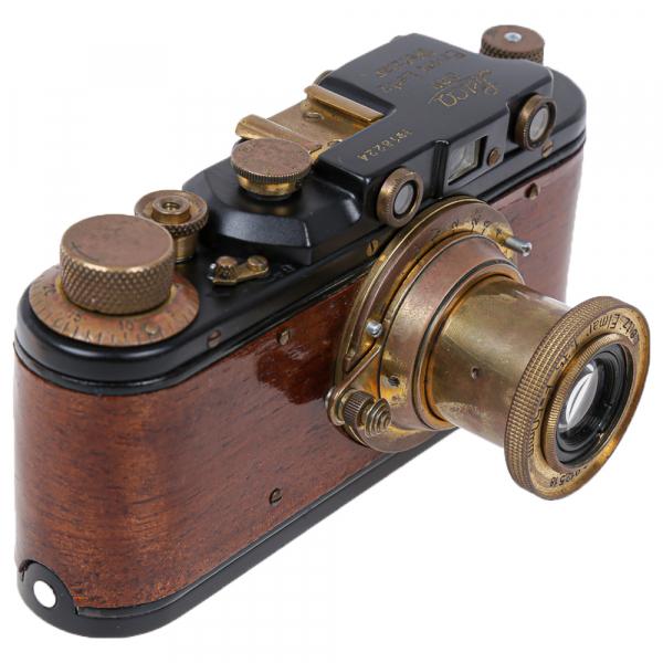 Fake Leica + Fake Elmar3,5/50mm 5