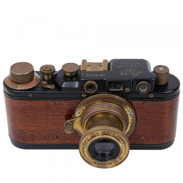Fake Leica + Fake Elmar3,5/50mm 4