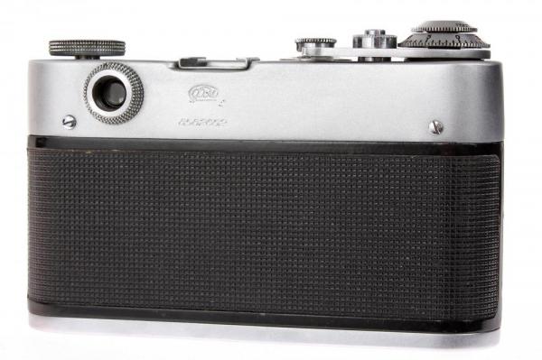 Fed 3 + Industar-26 52mm f/2.8 , aparat de colectie 2