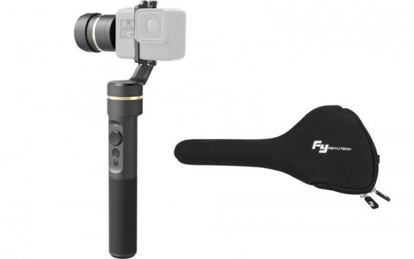 Feiyu Tech G5 gimbal - stabilizare pe 3 axe pentru GoPro Hero 4/5/6 0