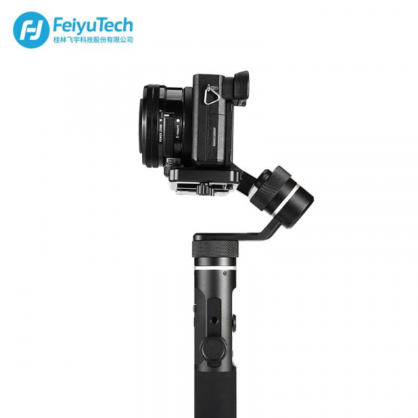 Feiyu Tech G6 Plus Sistem de Stabilizare pe 3 Axe - pt. camere de actiune, mirroless si smartphone [6]