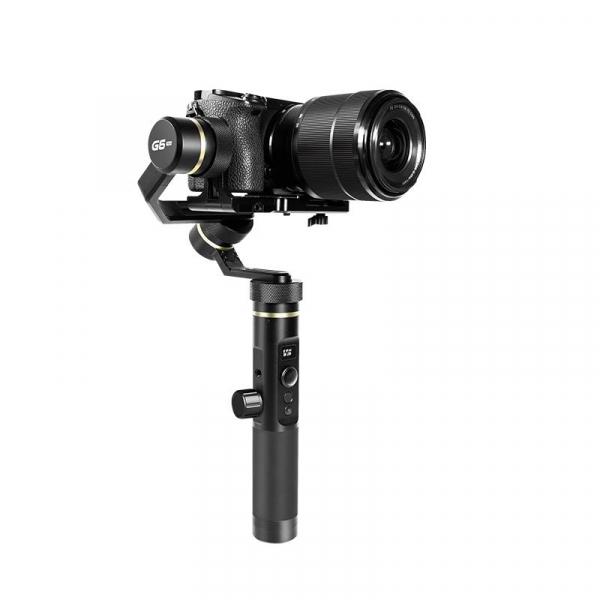Feiyu Tech G6 Plus Sistem de Stabilizare pe 3 Axe - pt. camere de actiune, mirroless si smartphone [0]