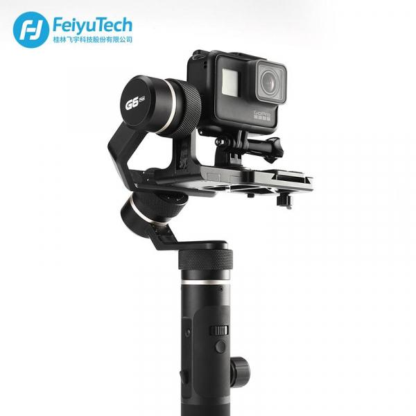 Feiyu Tech G6 Plus Sistem de Stabilizare pe 3 Axe - pt. camere de actiune, mirroless si smartphone [4]