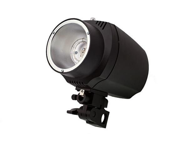 FHS Blitz 150 Ws Compact studio flash + softbox 45x45cm (S.H.) [0]