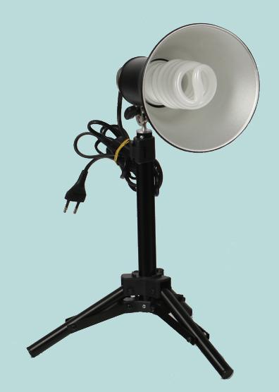FHS Lampa Fluorescenta, cu lumina continua [0]