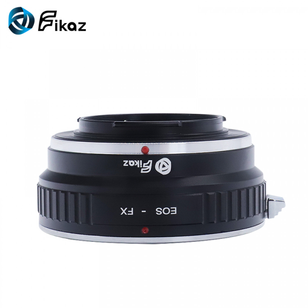 FIKAZ , adaptor de la Obiectiv montura Canon EF la body montura Fujifilm X 4